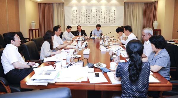 わが社の投資者懇談会を開催