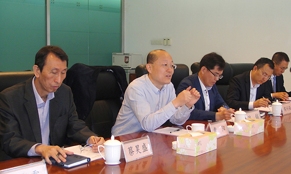 Head of Shanxi Energy Regulatory Office of NEA Visits GMIE
