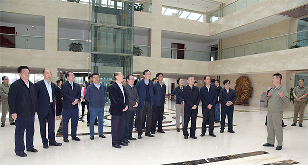 Official of CPPCC National Committee Visits Ruiguang Power Plant